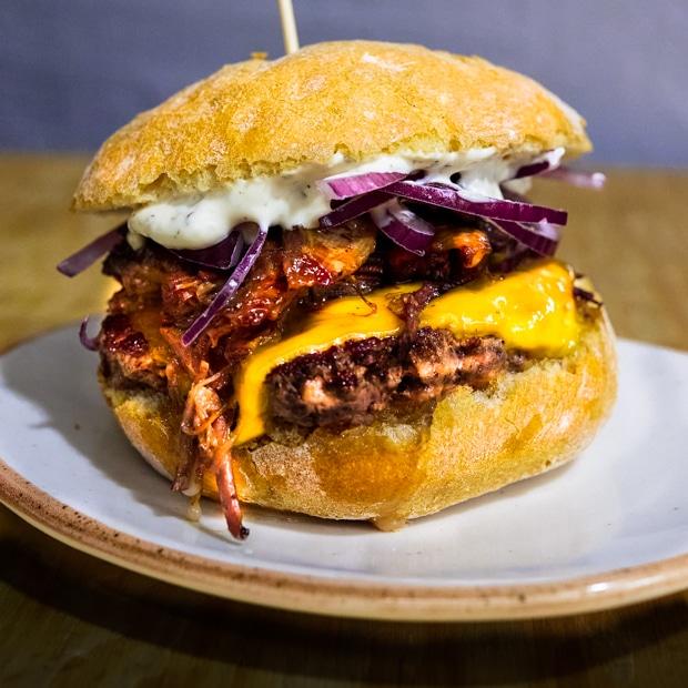 Bad Meat Burger